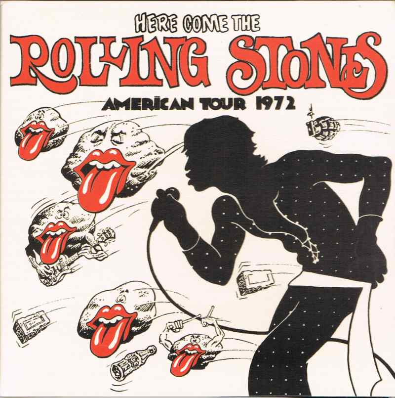 The Rolling Stones - Vancouver & Seattle