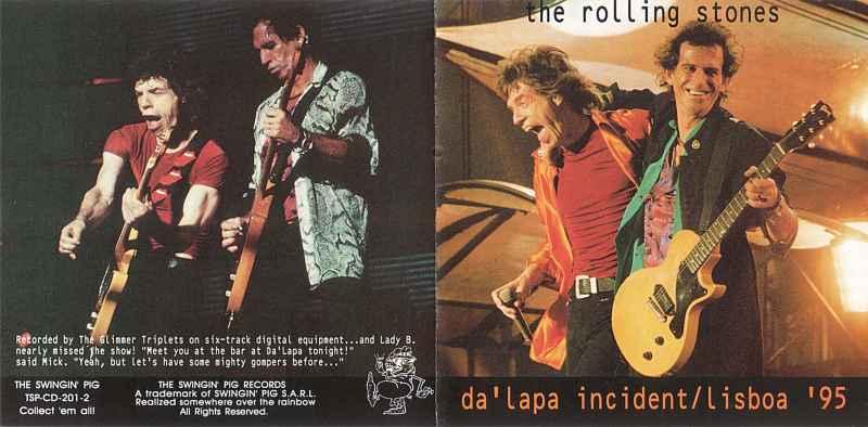 The Rolling Stones - Estadio Alvalade, Lisboa, Portugal