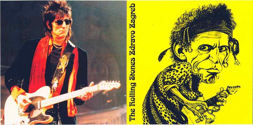 The Rolling Stones - Hipodrom, Zagreb, Croatia