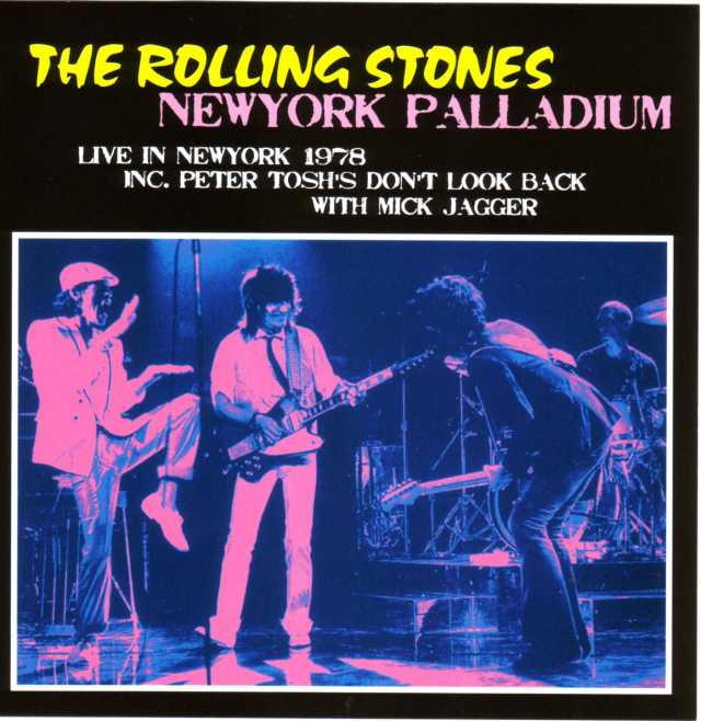The Rolling Stones - Palladium, New York City, NY' June 19, 1978